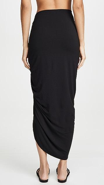 Veronica Beard Ari 罩衫式半身裙
