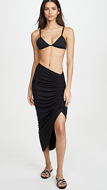 Veronica Beard Ari Cover Up Skirt