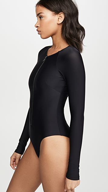 Veronica Beard Dume Swimsuit