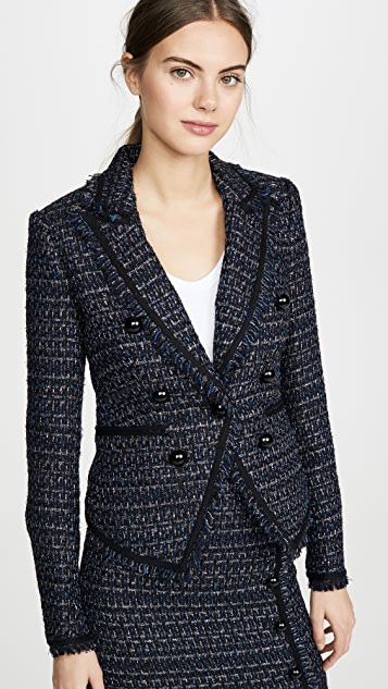 Veronica Beard Coats Cooke Dickey Jacket