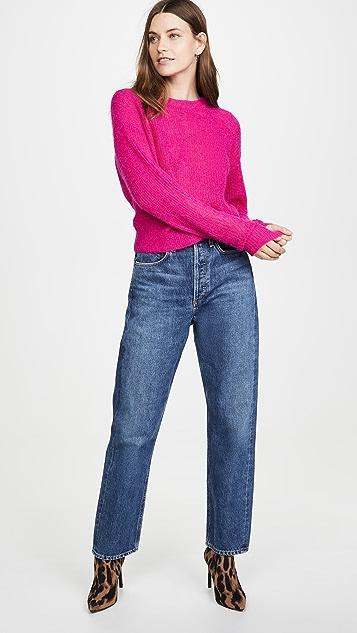 Veronica Beard Melinda Crew Neck Sweater