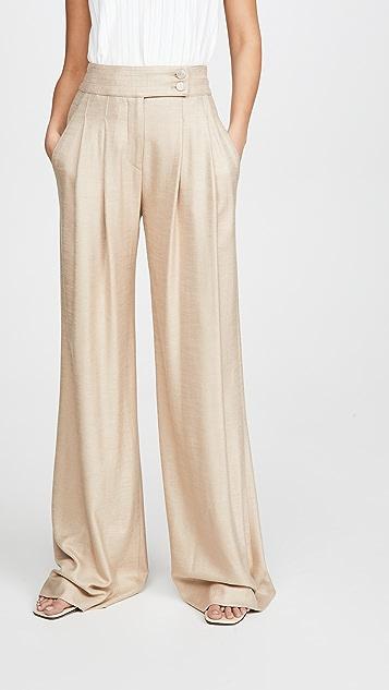 Veronica Beard Широкие брюки Elijah