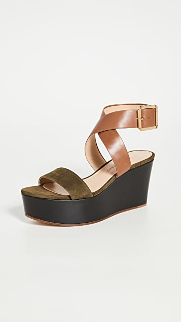 Veronica Beard Hurley Sandals
