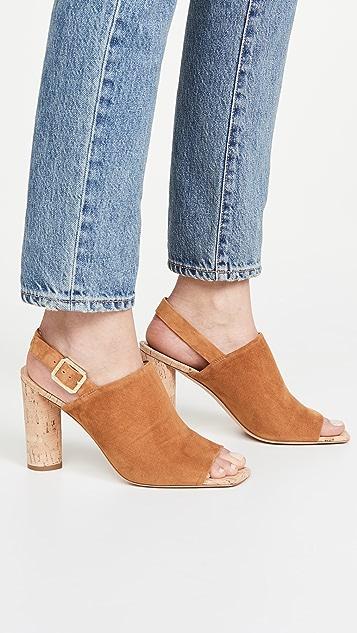 Veronica Beard Bodhi 露跟鞋