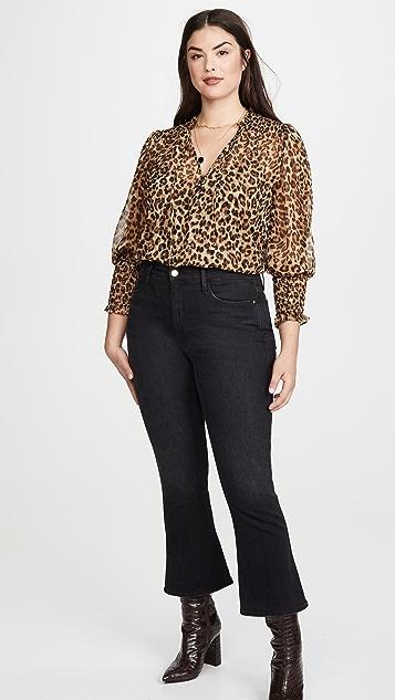 Veronica Beard Jaz 女式衬衫