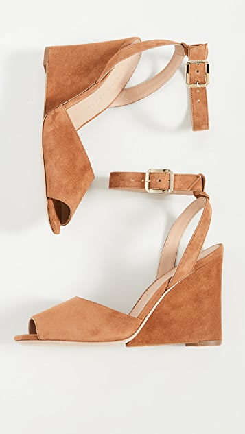 Veronica Beard Cyndi 凉鞋