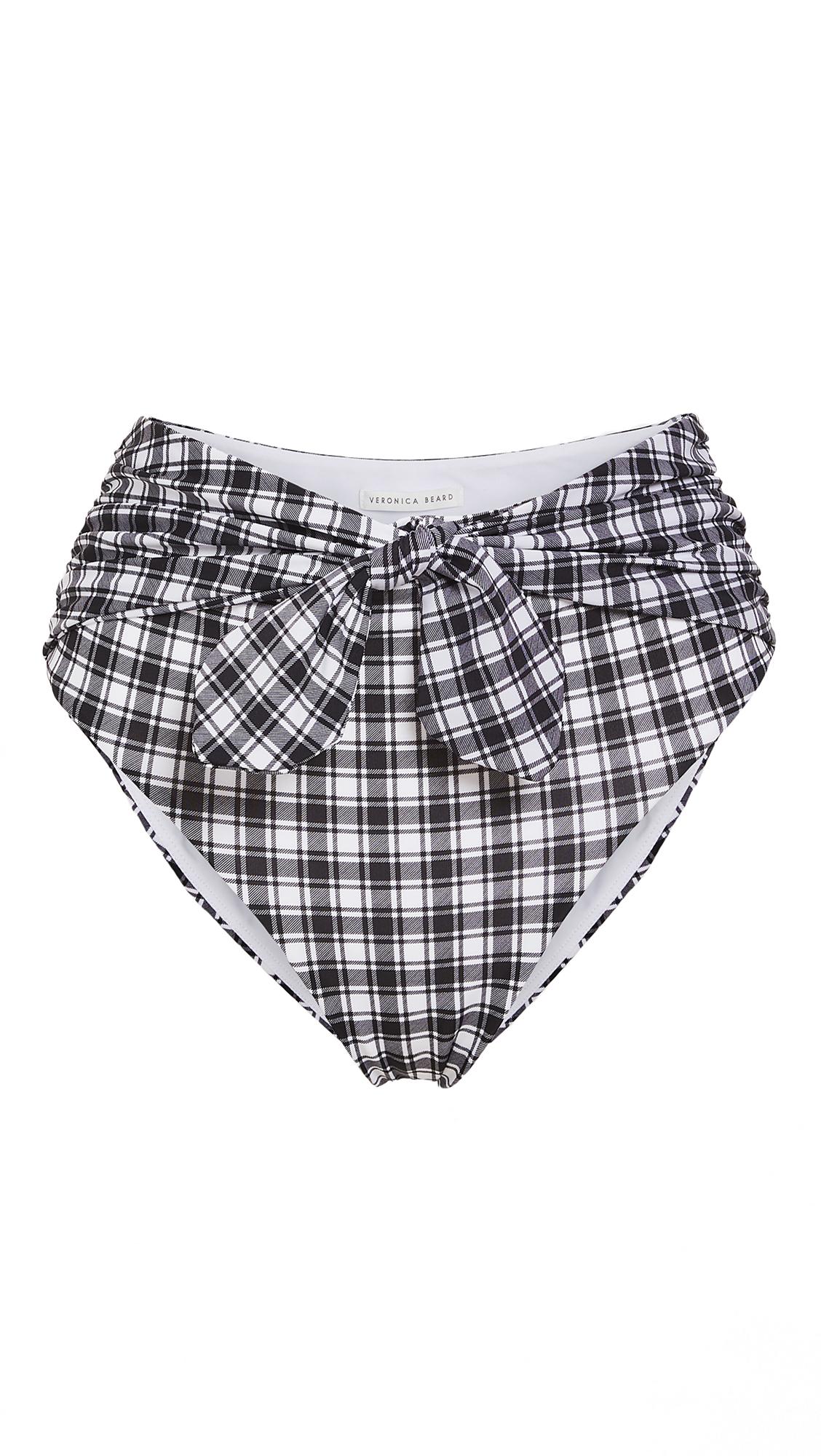 Veronica Beard Azoia Bikini Bottoms