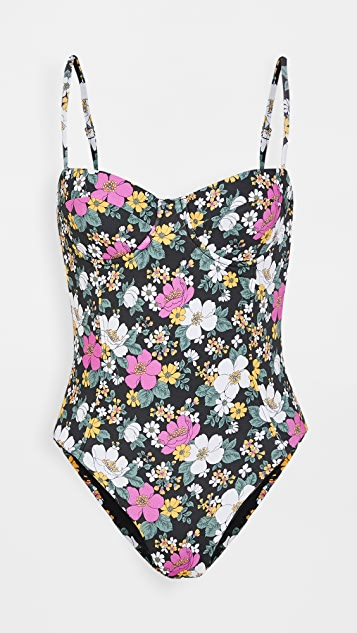 Veronica Beard Bridge Swimsuit