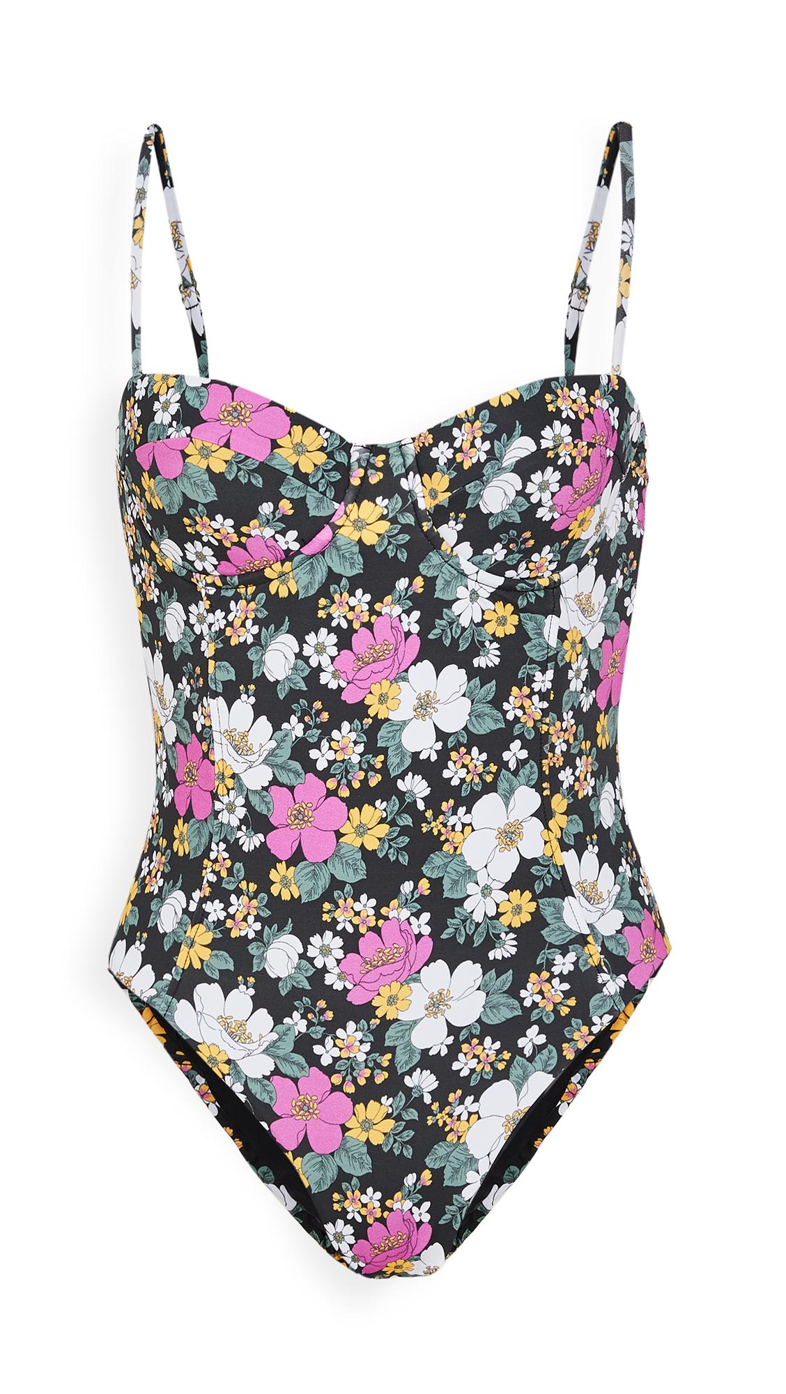 Veronica Beard Bridge Swimsuit