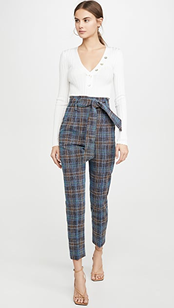 Veronica Beard Clerence Pants