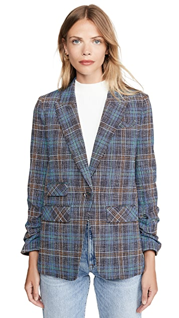 Veronica Beard Martel Dickey Jacket