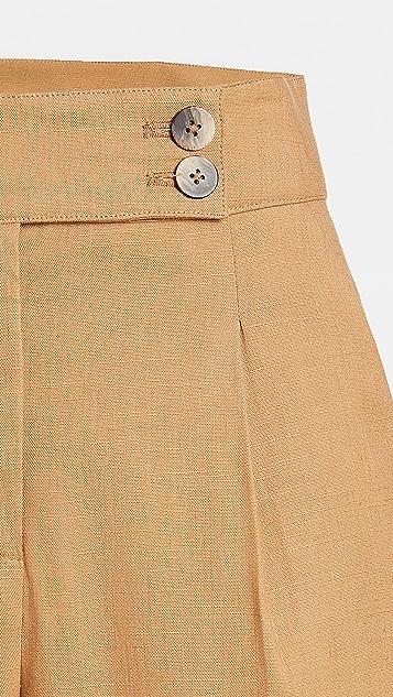 Veronica Beard Saira 短裤