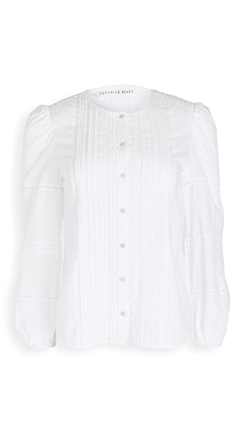 Veronica Beard Barthe Blouse