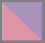 粉色/淡紫色