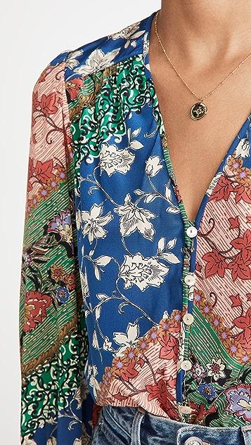 Veronica Beard Sura 女式衬衫