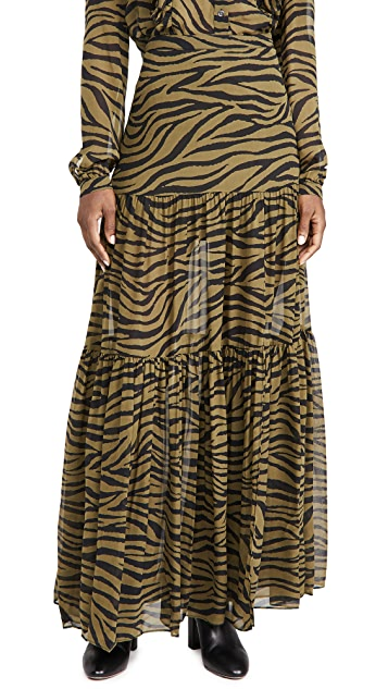 Veronica Beard Serence Skirt