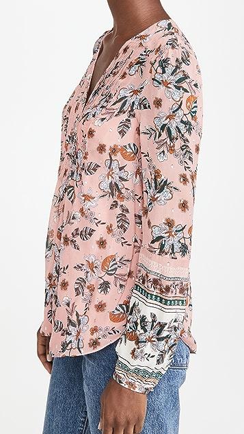 Veronica Beard Lowell 女式衬衫