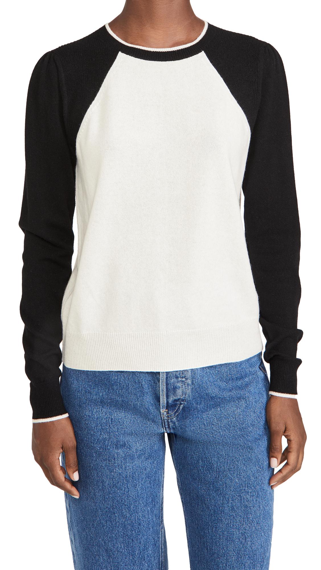 Veronica Beard Albertina Cashmere Sweater