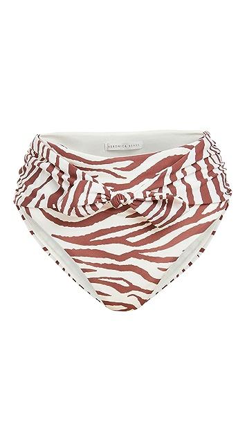 Veronica Beard Azoia 泳裤