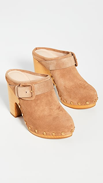 Veronica Beard Dacey Clogs