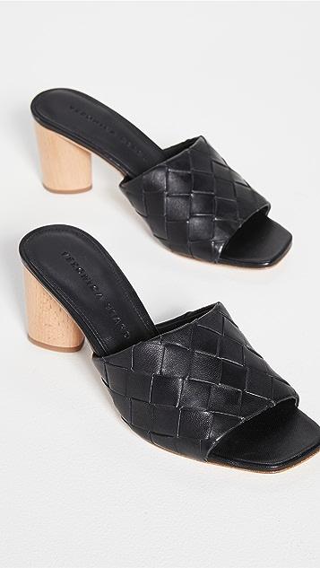 Veronica Beard Kiele 穆勒鞋