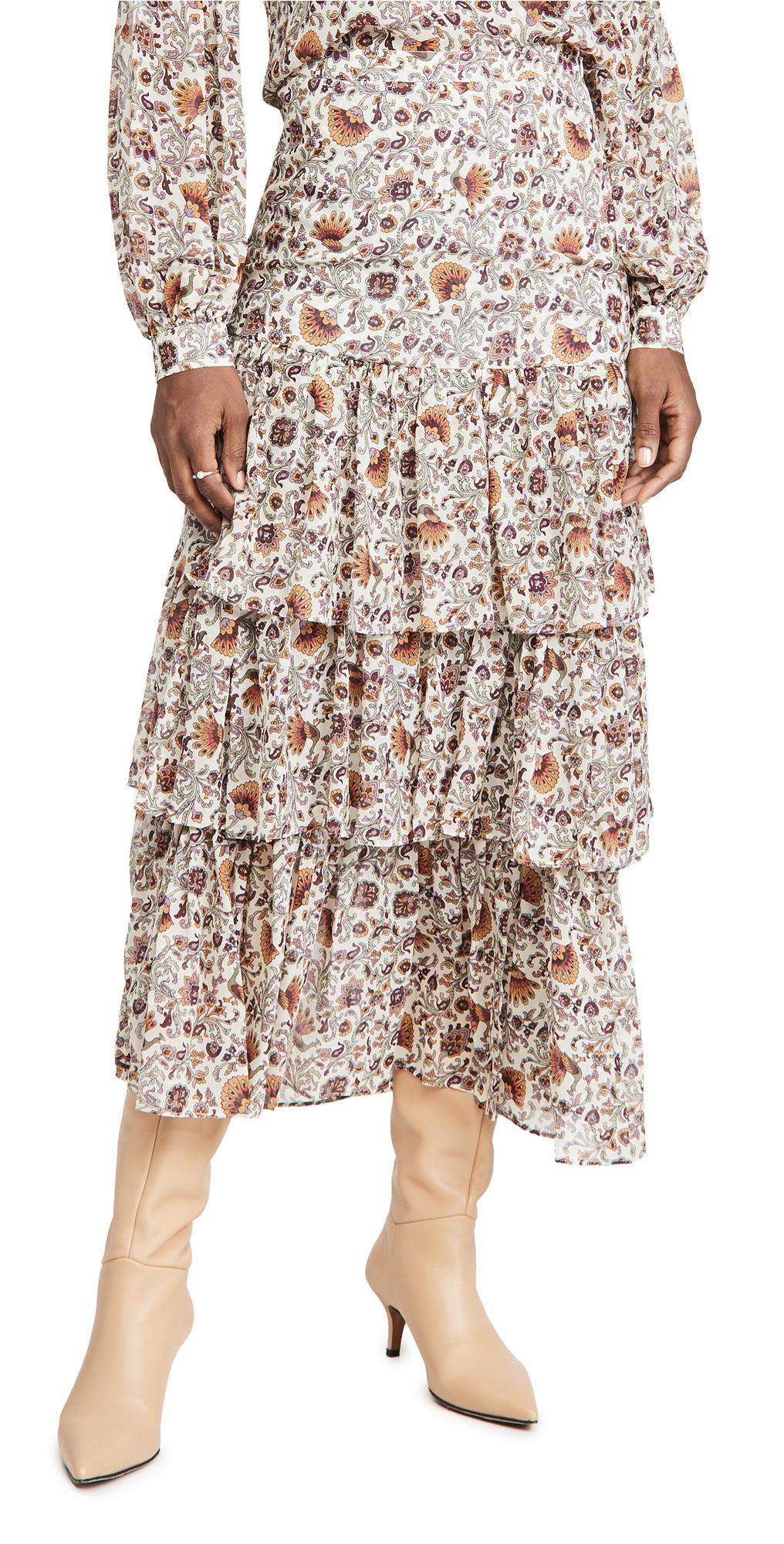 Veronica Beard Shailene Skirt