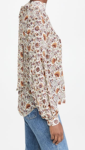 Veronica Beard Arlene 女式衬衫
