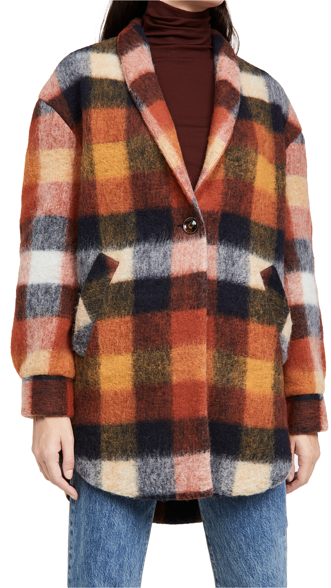 Veronica Beard Nanci Dickey Coat