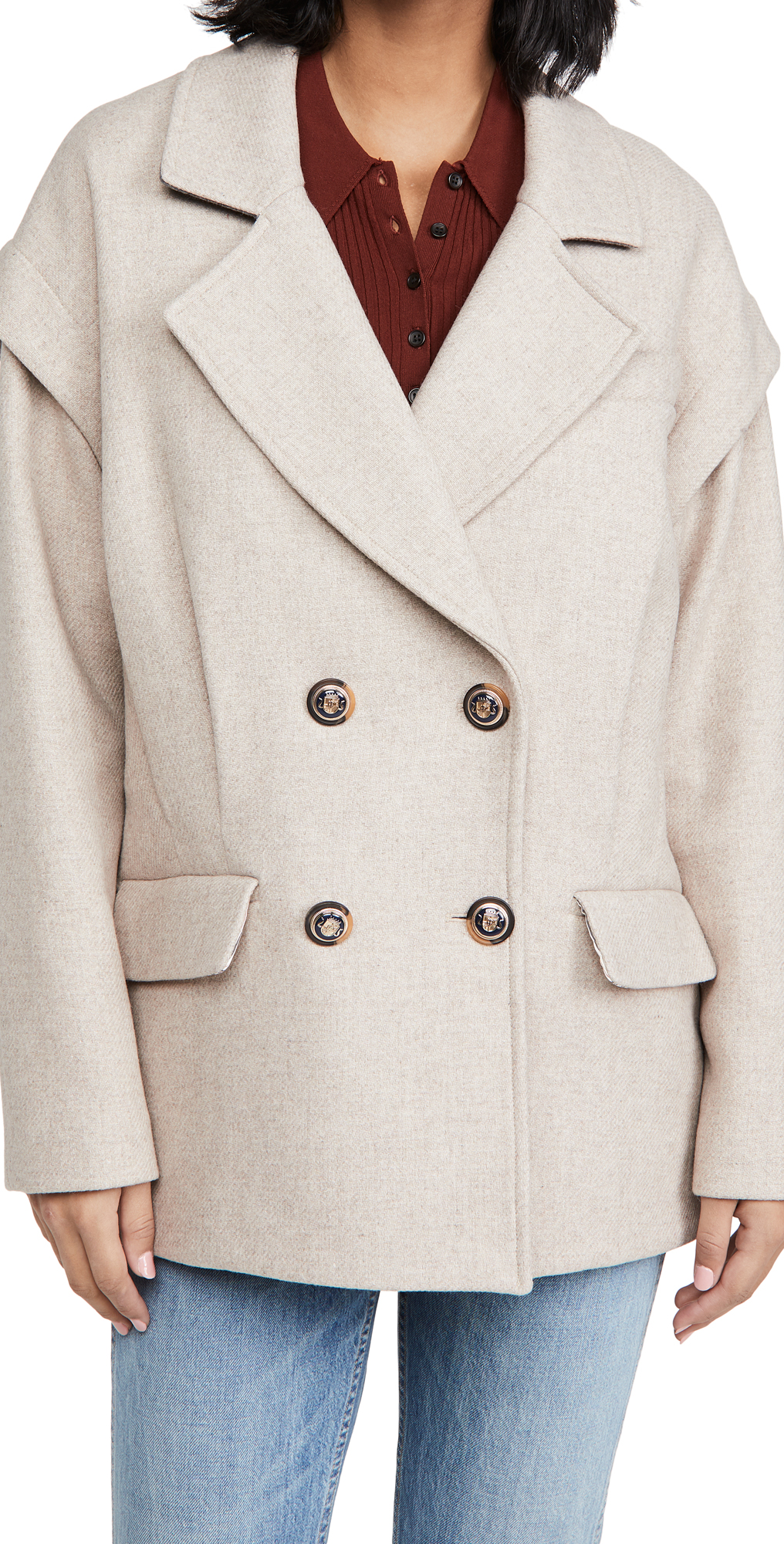 Veronica Beard Ikaria Coat