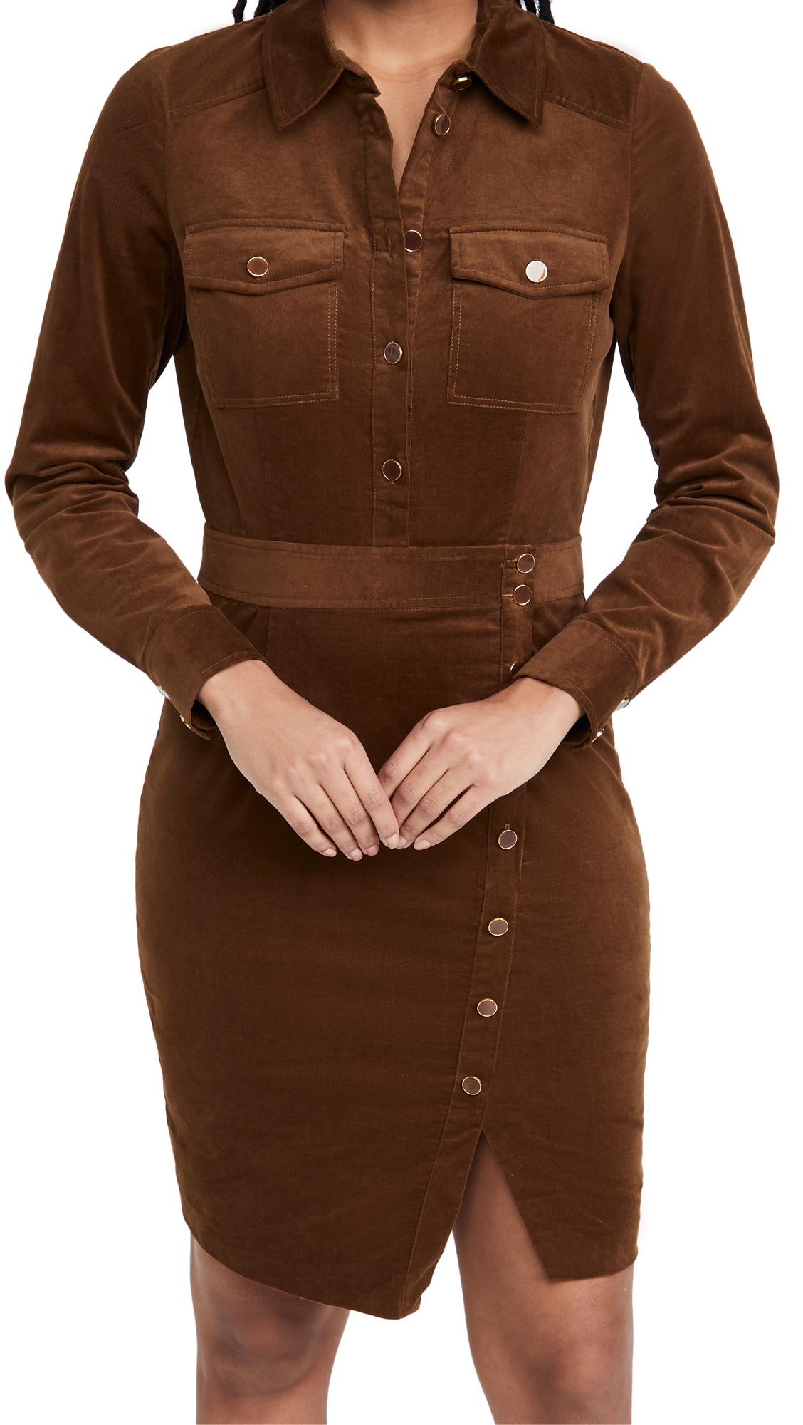 Veronica Beard Britton Shirtdress