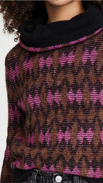 Veronica Beard Davis Sweater