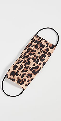 Veronica Beard - Leopard Face Covering