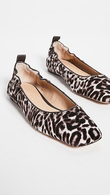 Veronica Beard Allison 芭蕾舞平底鞋