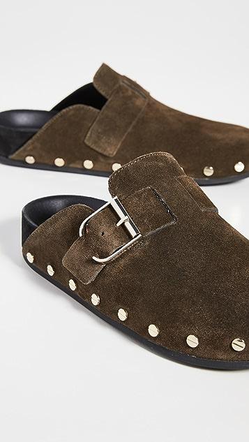 Veronica Beard Fern 木底鞋