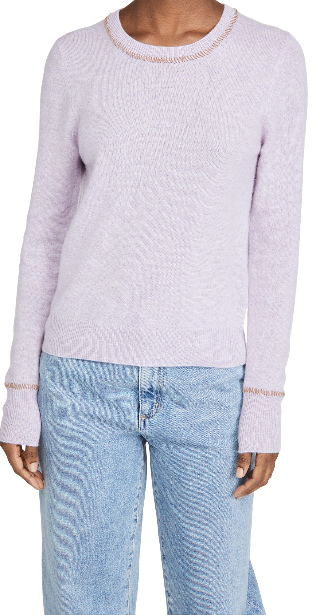 Veronica Beard Zalga Cashmere Sweater