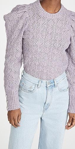 Veronica Beard - Novah Crew Neck Sweater