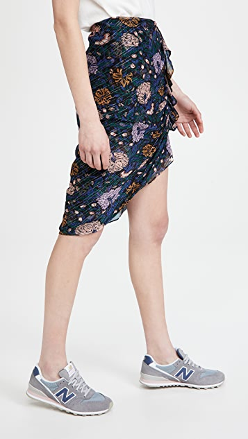 Veronica Beard Hazel 半身裙
