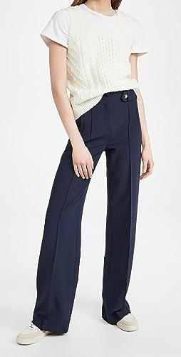 Veronica Beard - Roshni 长裤