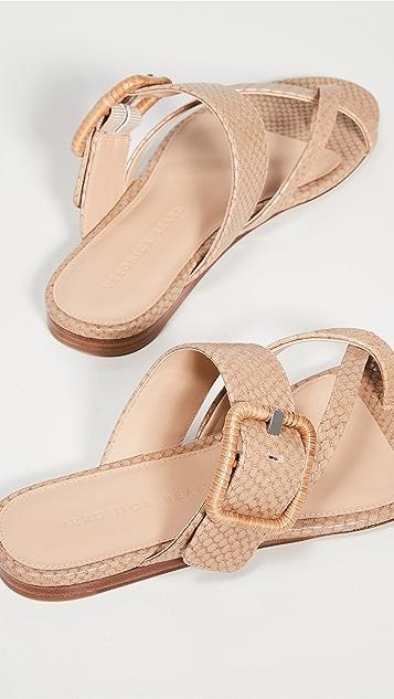 Veronica Beard Salva 凉鞋