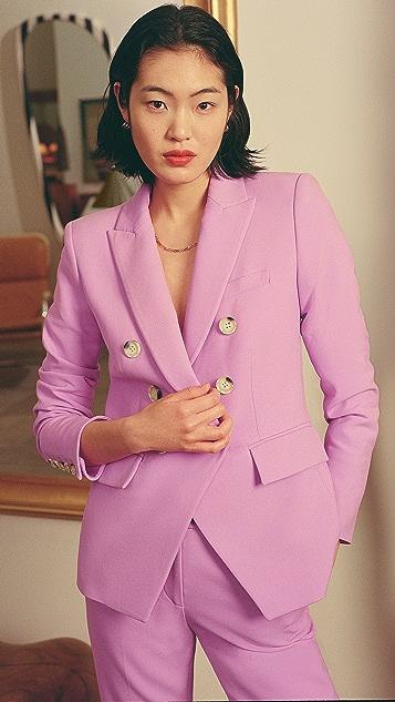 Veronica Beard Miller 假两件式夹克