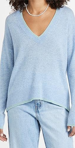 Veronica Beard - Estora Cashmere Sweater