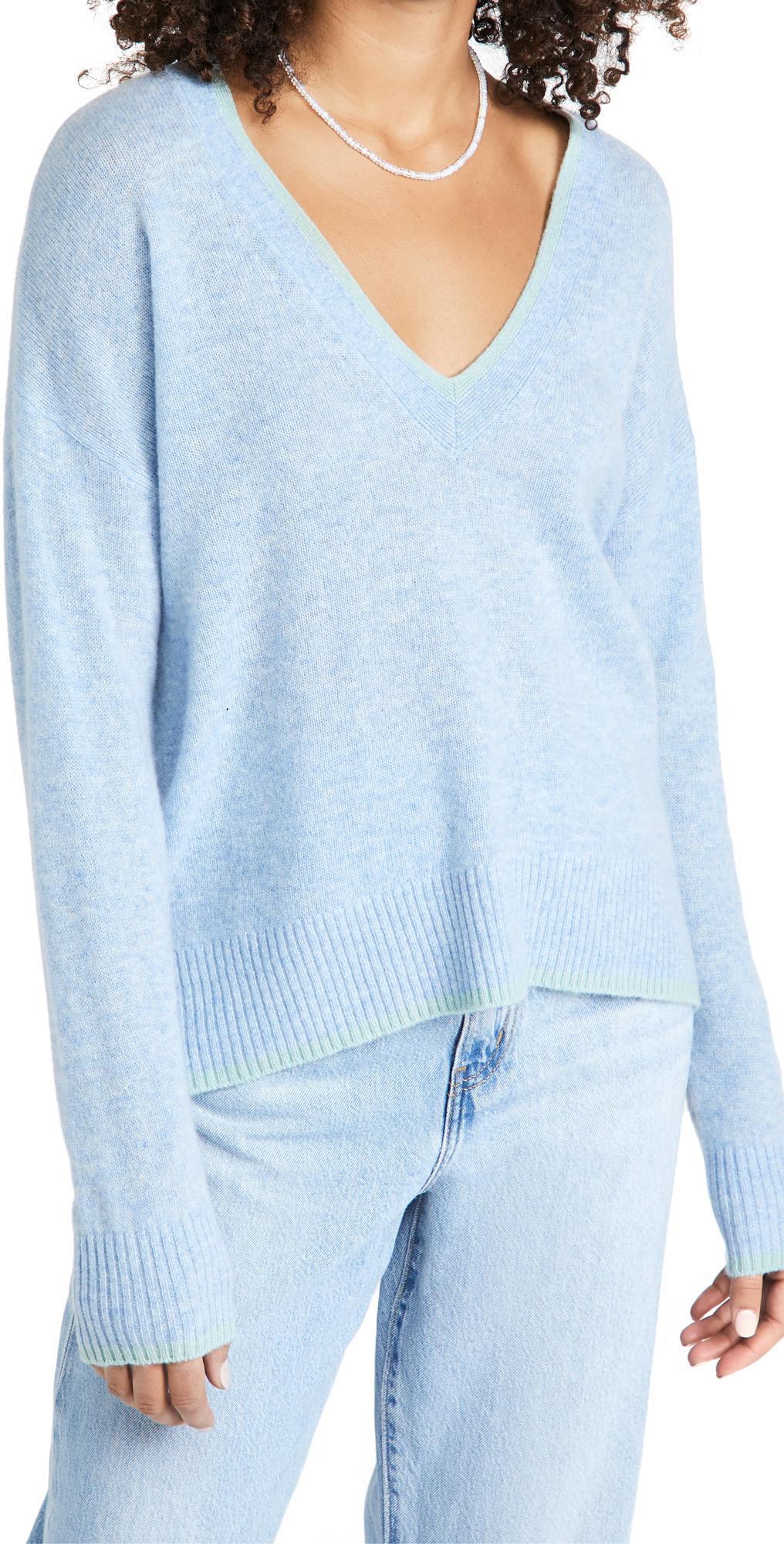 Veronica Beard Estora Cashmere Sweater