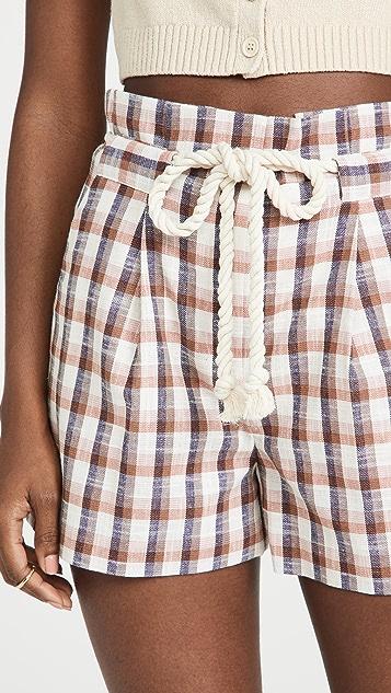Veronica Beard Salika 短裤