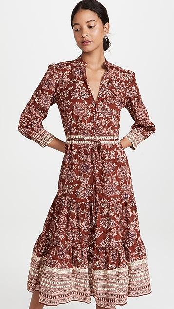 Veronica Beard Swedie Dress
