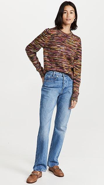 Veronica Beard Raissa 圆领套头衫