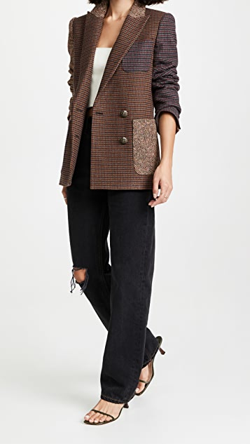 Veronica Beard Faustine Dickey Jacket