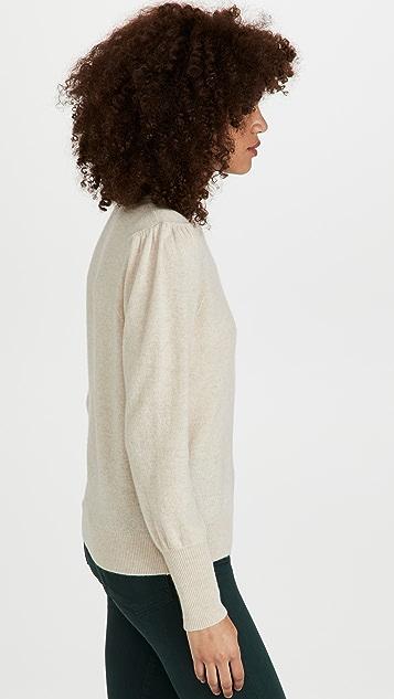 Veronica Beard Nelia Cashmere Pullover