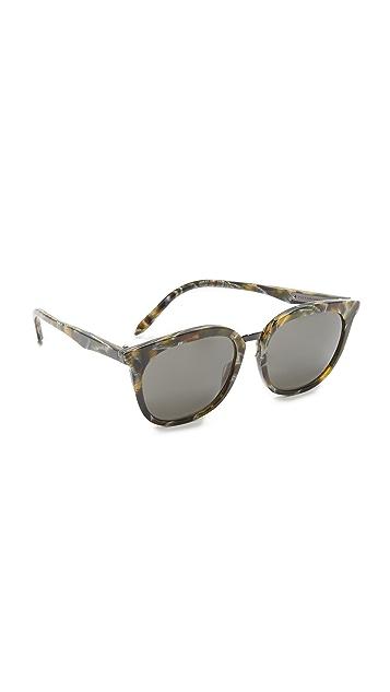 Victoria Beckham Combination Classic Sunglasses