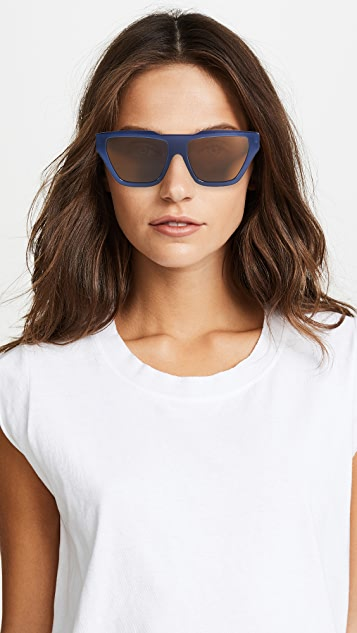 93dd240fe9 Victoria Beckham Square Cat Sunglasses  Victoria Beckham Square Cat  Sunglasses ...