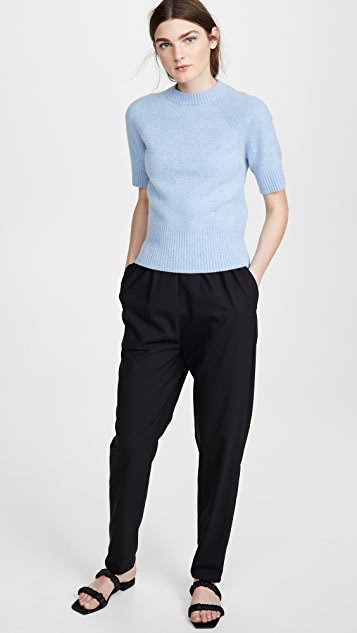 Victoria Beckham 短袖连肩毛衣